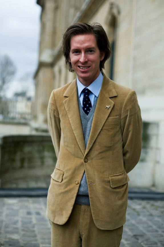 Wes Anderson And The Importance Of The Corduroy Suit A