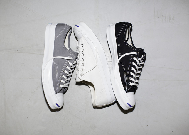 An Icon Updated | The New Converse Jack Purcell. | A ...