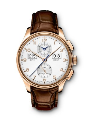 IWC PORTUGIESER WATCH COLLECTION 2015