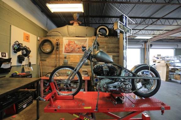 Austin Speed Shop 12