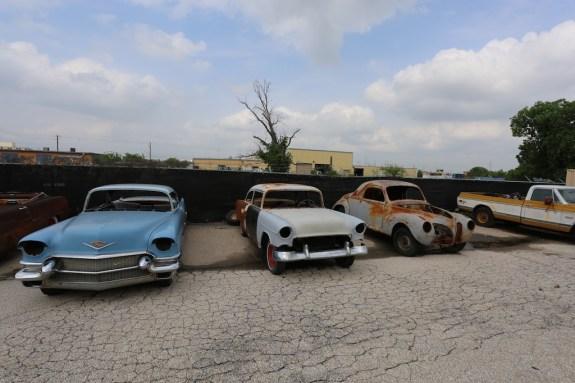 Austin Speed Shop 21