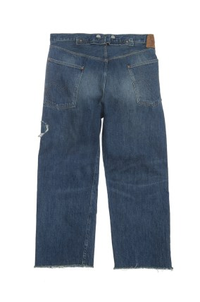 Levis 1915 Jeans Back