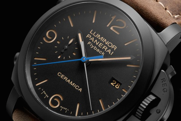 Panerai Luminor 1950 3 Days Chrono Flyback Automatic Ceramica PAM580 001