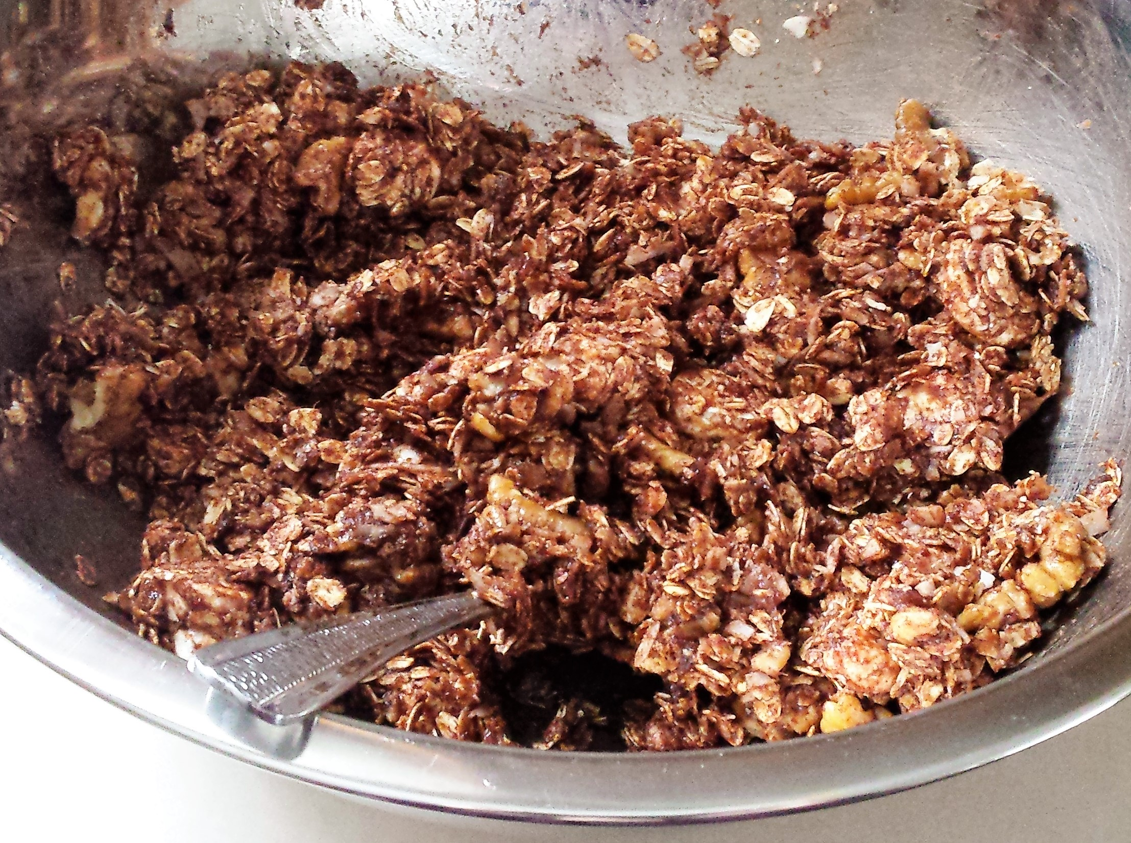 Chocolate Coconut Banana Granola 2
