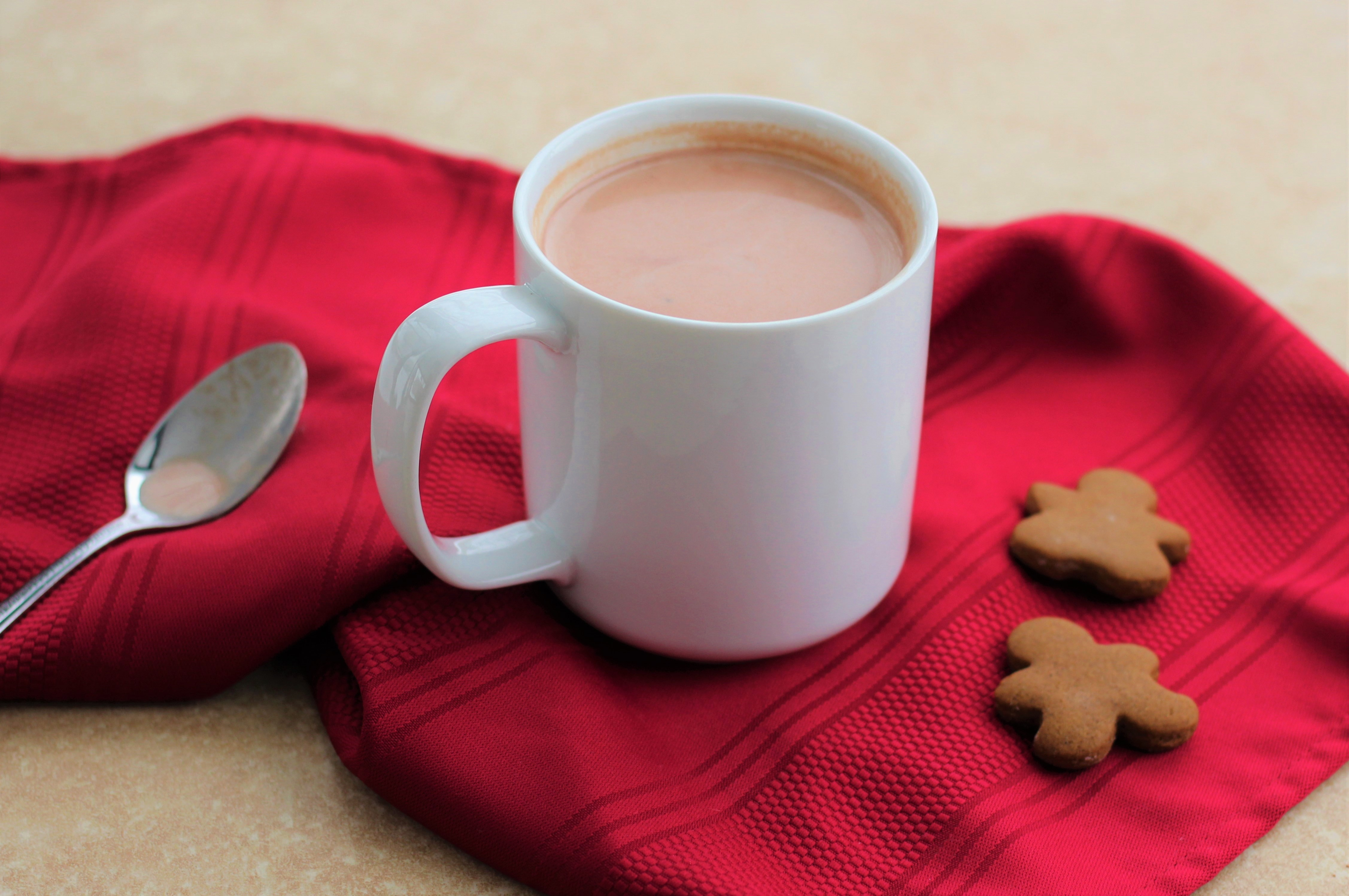 Homemade Hot Chocolate (Processed-Sugar Free!) 1