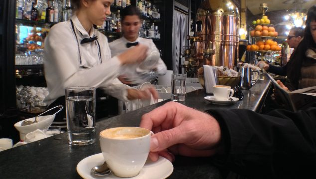 Get caffeinated with the Trieste coffee pass