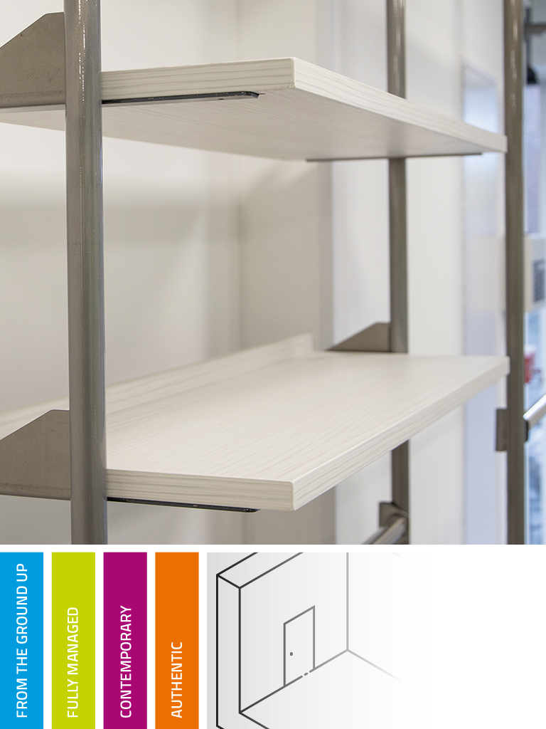 AFS shop fit out specialists