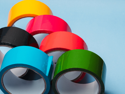 colour adhesive tape