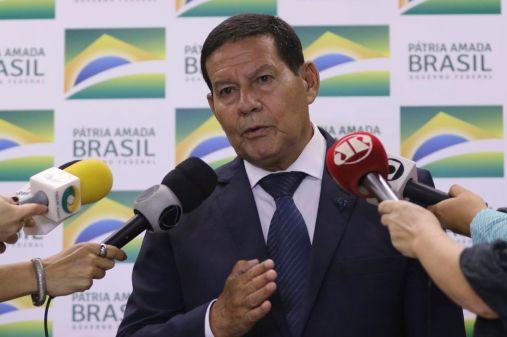Mourão diz que governo não soube comunicar bloqueio no orçamento