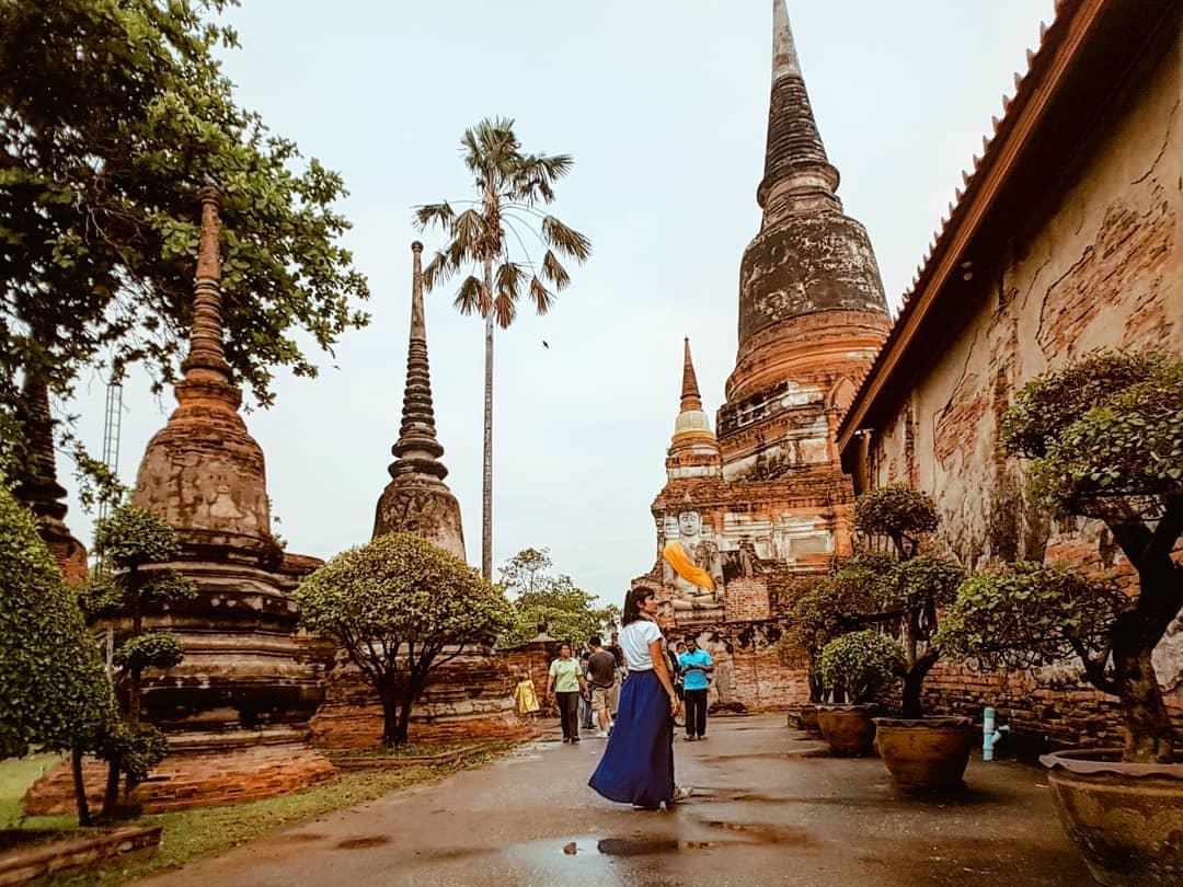 Comprar Seguro Viagem - Tailândia