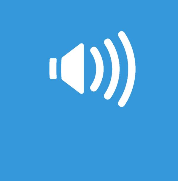 icono audio acore