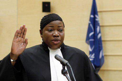 El embeleco de la fiscal Bensouda
