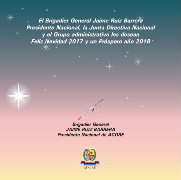 Felices fiestas 2017 – 2018