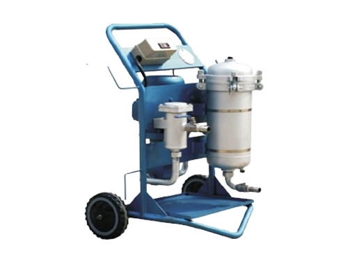 Portable Transformer Oil Filter Machine