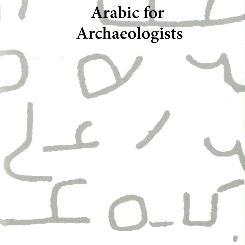 Arabic for Archaeologists