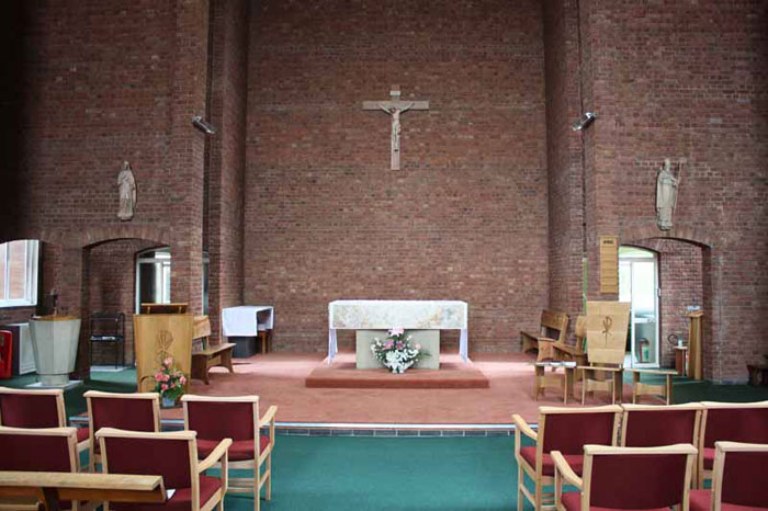 Bespoke Church Furniture and Pews Handmade in the UK