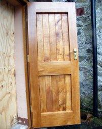 Bespoke Oak & Wooden Doors and Gates Handmade in the UK
