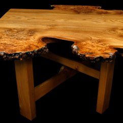 Glass Top Kitchen Table Best Floor For Bespoke Live Edge Tables, Coffee Tables & Dining ...