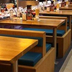 Custom Restaurant Tables And Chairs Star Wars Chair Meme Bespoke Oak Wooden Handmade In The Uk