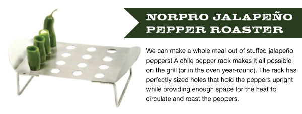 Norpro Jalapeno Pepper Roaster