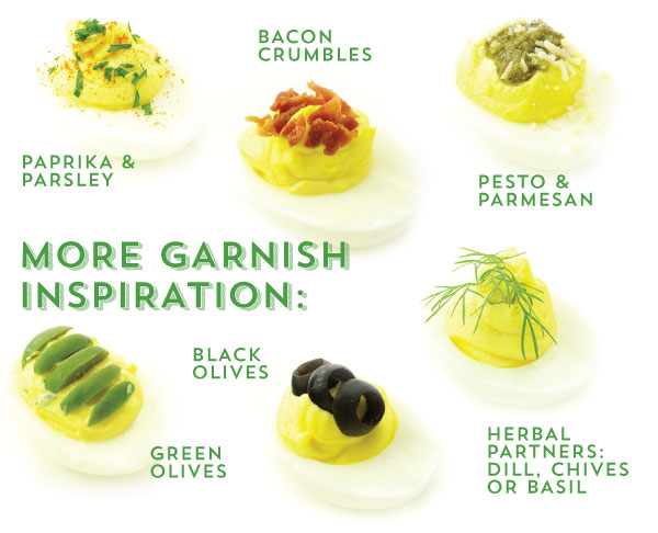More Garnish Inspiration