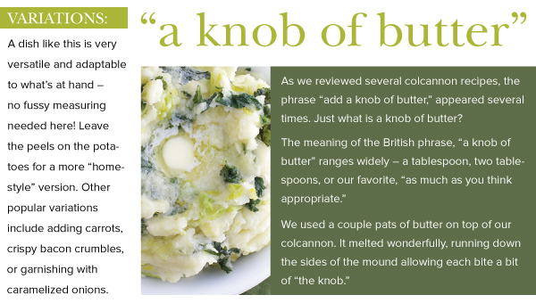 A Knob of Butter