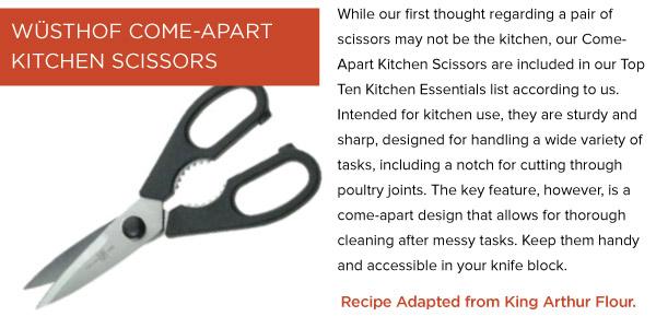 Come-Apart Kitchen Scissors