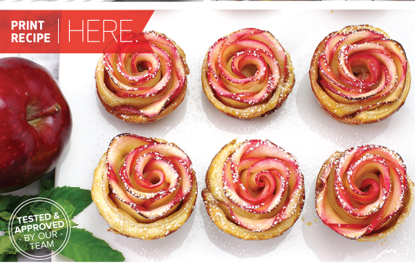 RECIPE:Apple Roses