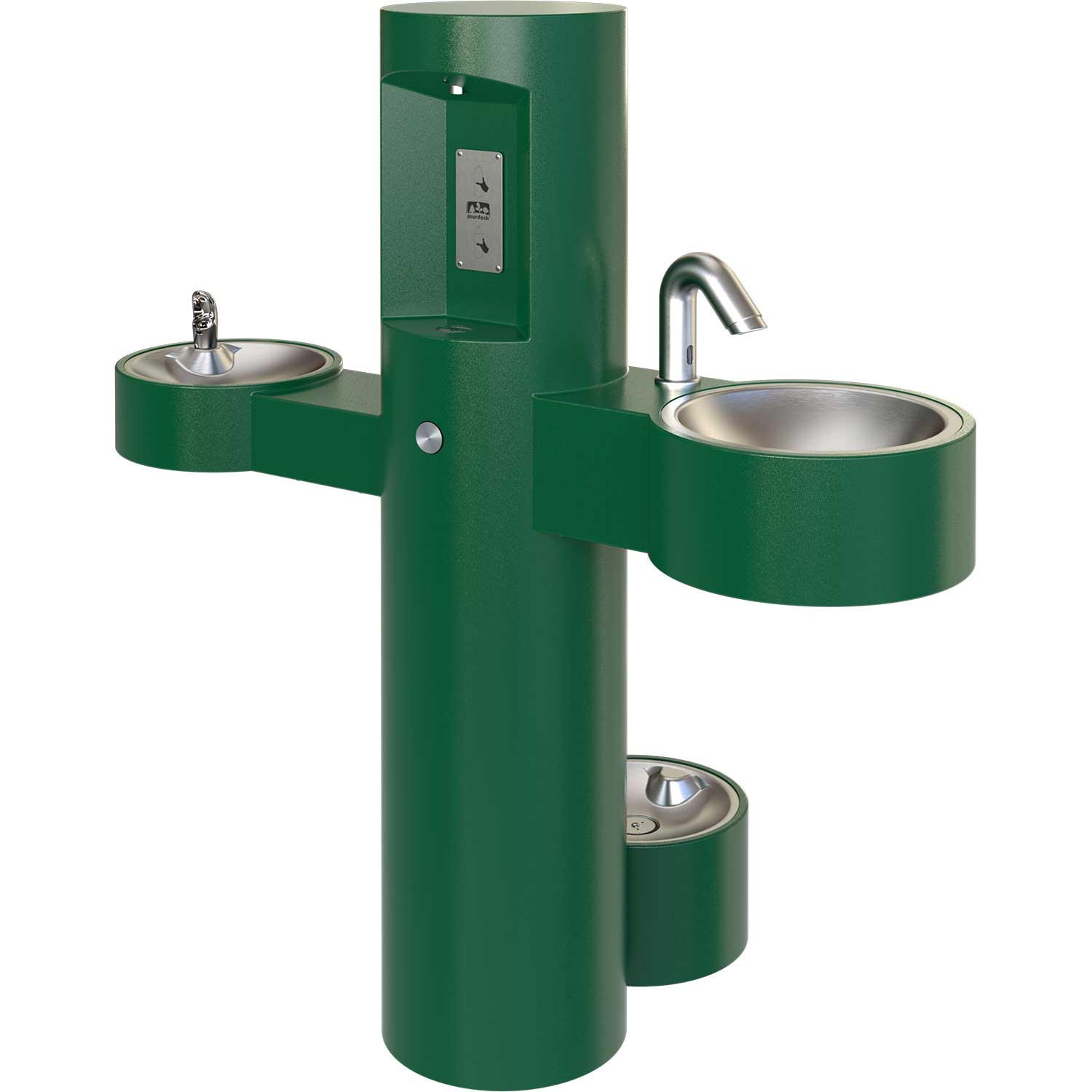 hand washing stations ready to ship