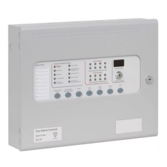Conventional Fire Alarm Control Panel Wiring Diagram Toyota Prius Kentec Sigma Cp 2 Wire 8 Zone