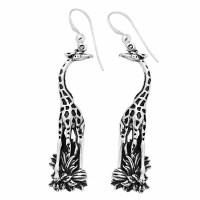 Giraffe Earrings | Acorn | LE4692