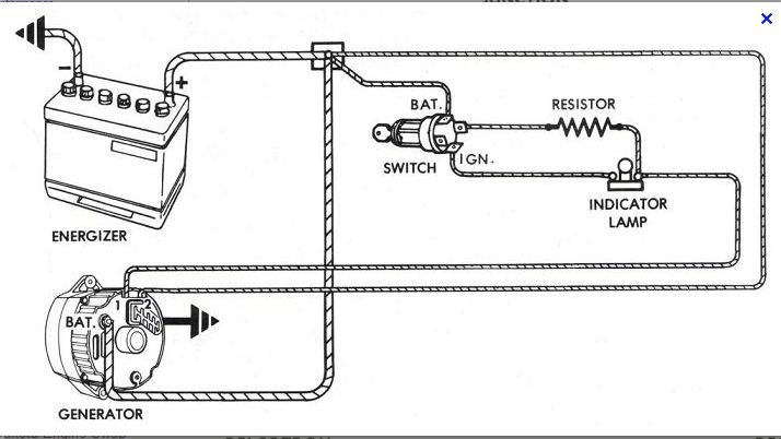 Massey Ferguson 65 Wiring Diagram