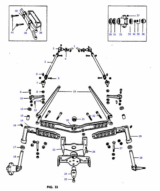 Ferguson Tef 20 Wiring Diagram : 30 Wiring Diagram Images