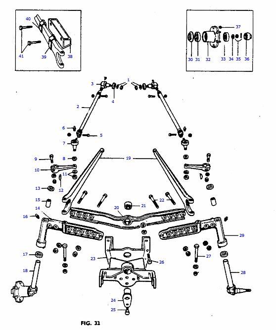 massey ferguson 245 engine diagram