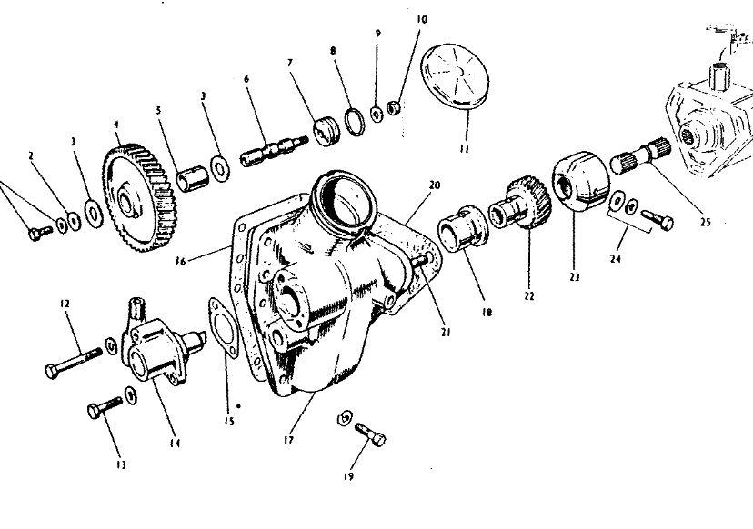 4 Cylinder Diesel 23C