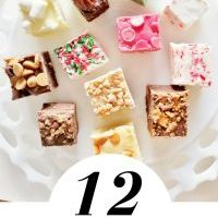 12 No Bake Fudge Recipes | 2 Ingredient Fudge
