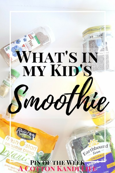 What's in my Kid's Smoothie. Smoothie Recipes for Moms. Smoothie Recipes for Kids. Healthy Smoothie Recipes. Meal Replacement Smoothies. Chia Seed, Flaxseed, Turmeric, Cumin, Apple Cider Vinegar, Crushed Pineapple