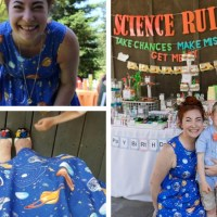 How to Make the Most Amazing Ms. Frizzle Costume