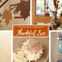 The Thankful Tree | Teaching kids to be Grateful