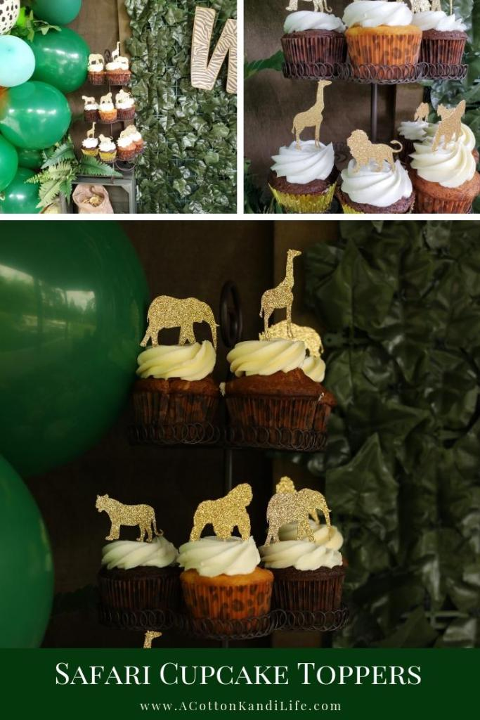 Let's get Wild with a Safari Birthday Party Buffet. Yes, I gave all of the food funny names that make a for a good pun. If you need a few Safari Party Food Names come on over.  * Safari Food Names. Jungle Food Names. Funny Names for Party Food.  Safari Food Snacks. Safari Birthday Party Food. Jungle Party Food Labels, Safari Party Decorations. Safari Party Cupcake Toppers. Safari Themed Desserts