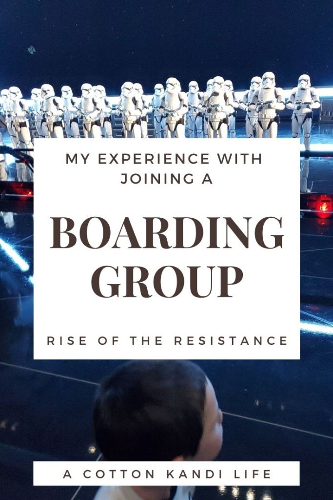 If you're planning a trip to Disneyland, Galaxy's Edge and the new Rise of the Resistance ride is probably at the top of your list. We went 1 month after it opened and learned a LOT.  * In this post I'm sharing my experience with Boarding Groups and the Disneyland App.