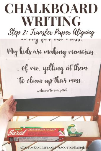 Chalkboard Lettering can be intimidating, but oh so fun! That's why I wrote up this quick and easy, DIY Chalkboard Writing Tutorial. If you want Chalkboard Writing Ideas, designs or quotes find them here for the fall and holidays too.  Chalkboard Lettering Fonts