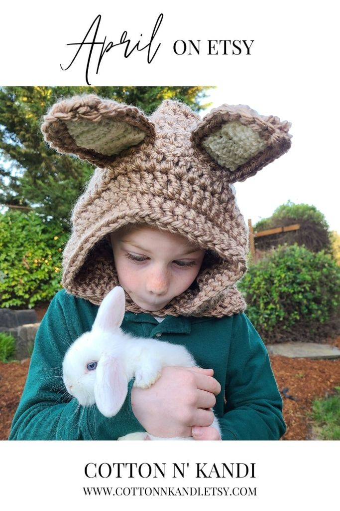 Hoppy Easter! From my little Bunny to yours. Bunny Costume Character Hoods help to set up Precious Easter Photography Moments with kids just like these. Shop Here: https://www.etsy.com/listing/557883446/hooded-scarf-bunny-family-costumes?ref=shop_home_feat_1&pro=1 . #cottonnkandi #easteriscoming #easterbunny #springtrends #springtrend #springfashion #etsyhandmade #etsysellersofinstagram #etsyfind #etsygifts #etsyhunter #etsysellers #etsysale #etsyforall #etsyusa #shopetsy #etsyfinds #etsyshopowner #craftsposure #toddlerfashion #etsystore #creativelifehappylife #makersvillage #makersmovement #supporthandmade #calledtobecreative #favehandmade #etsylove #creativepreneur #shophandmade