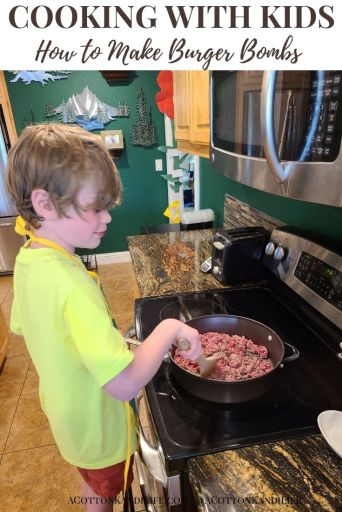 Kids can cook too! Here are a few recipes that Kids can make in the kitchen. Cash is 7 years old and he can do a lot, plus he LOVES to cook. He loves the science behind it and the freedom to add spices as he pleases. Kids can learn responsibility and discipline while cooking together with their parents.