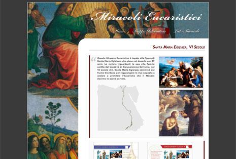 miracoli-website