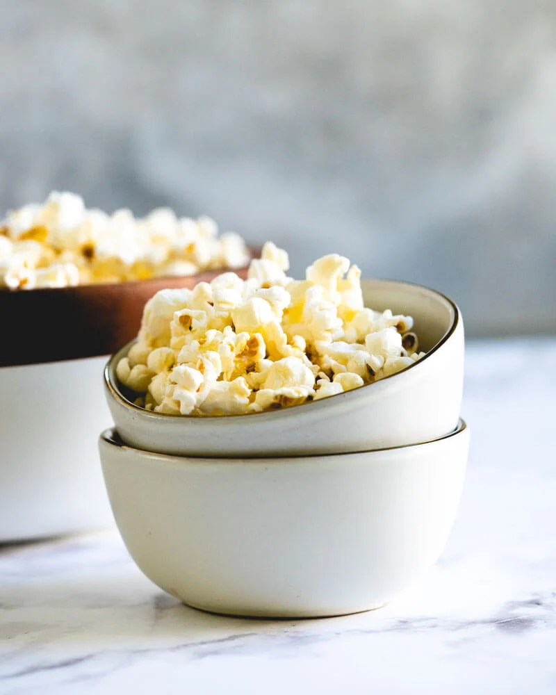 how to make popcorn on the stove a