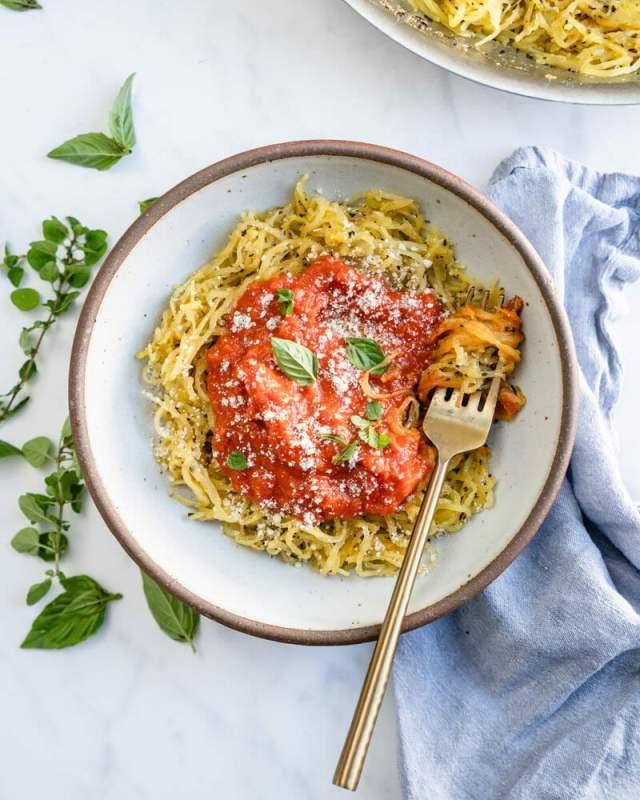 Best Spaghetti Squash Spaghetti