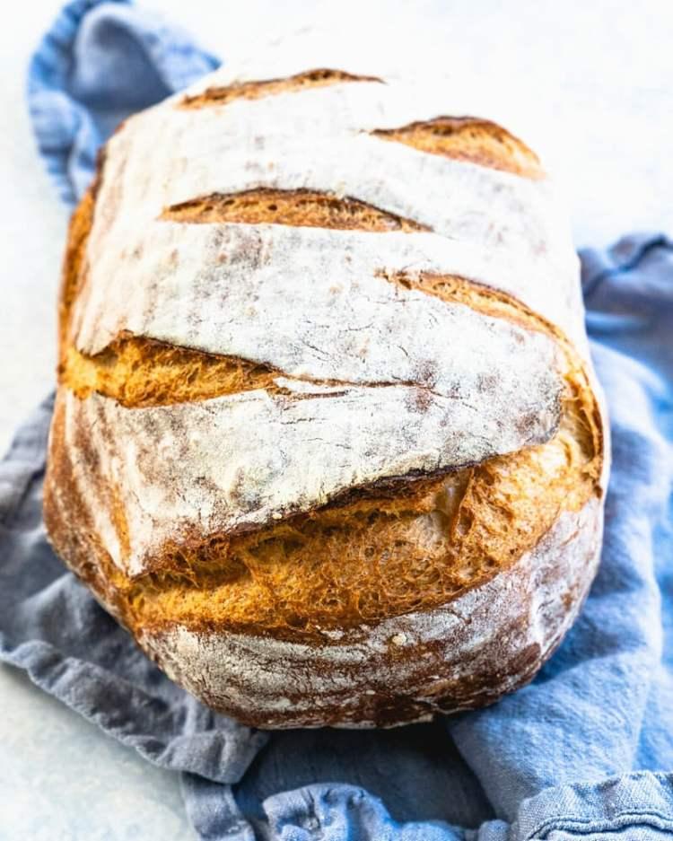 Artisan bread