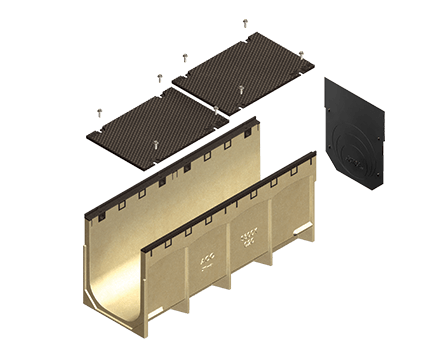 Aco Utility Duct