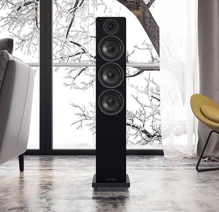 Acoustic Energy AE120 Floorstanding Loudspeakers